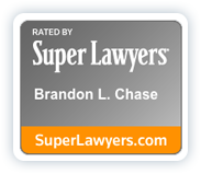 Super Lawyer Brandon L. Chase